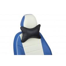 Подушка под шею из натуральной кожи (NCS-01)