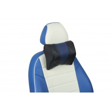 Подушка под шею из натуральной кожи (NC-01)