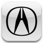 Ворсовые автомобильные 3D коврики для автомобилей Acura