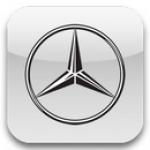 Ворсовые автомобильные 3D коврики для автомобилей Mersedes-Benz
