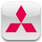 Ворсовые автомобильные 3D коврики Boratex для автомобилей Mitsubishi