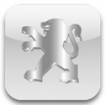 Ворсовые автомобильные 3D коврики для автомобилей Peugeot