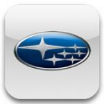 Ворсовые автомобильные 3D коврики для автомобилей Subaru
