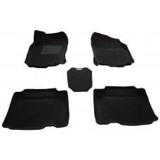 Ворсовые 3D коврики Boratex для TOYOTA RAV 4 (IV) 2013-