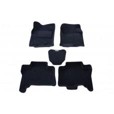 Ворсовые 3D коврики Boratex для TOYOTA Land Cruiser Prado 150 2009-2015