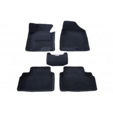 Ворсовые 3D коврики Boratex для HYUNDAI I30 II 2011-