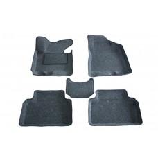Ворсовые 3D коврики Boratex для HYUNDAI IX35 2010-