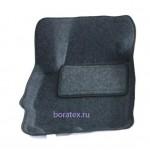 Ворсовые автомобильные 3D коврики Boratex для автомобиля MITSUBISHI ASX