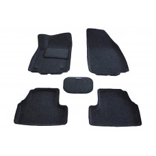Ворсовые 3D коврики Boratex для OPEL MOKKA 2012-