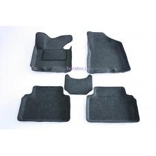 Ворсовые 3D коврики Boratex для KIA SPORTAGE 2010-