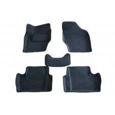 Ворсовые 3D коврики для CITROEN DS 2011 -