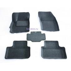 Ворсовые 3D коврики Boratex для PEUGEOT 4008 2012-