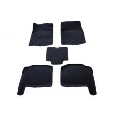 Ворсовые 3D коврики Boratex для LEXUS LX 570 2012-