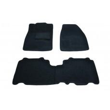 Ворсовые 3D коврики Boratex для OPEL ANTARA 2012 -