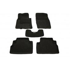 Ворсовые 3D коврики для INFINITI FX 2 2008 - 2013; QX - 70 2013 -