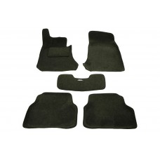 Ворсовые 3D коврики Boratex для BMW SEDAN 5 2003-2010