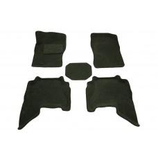 Ворсовые 3D коврики Boratex для NISSAN PATHFINDER 2005 – 2014
