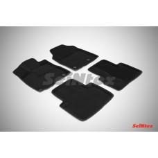 Ворсовые 3D коврики SeiNtex для Acura RDX 2012-н.в.
