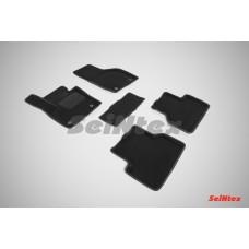 Ворсовые 3D коврики SeiNtex для Audi Q3 2011-н.в.