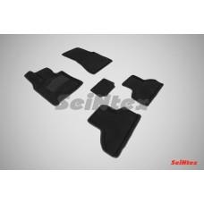 Ворсовые 3D коврики SeiNtex для BMW X-5 F15 2014-н.в.