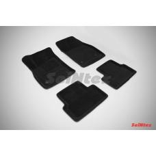 Ворсовые 3D коврики SeiNtex для Chevrolet Cruze 2009-н.в.