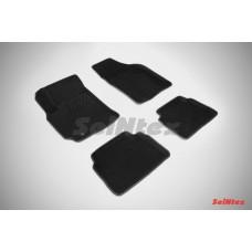 Ворсовые 3D коврики SeiNtex для Chevrolet Lacetti 2004-2013
