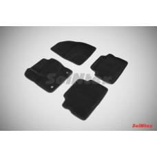Ворсовые 3D коврики SeiNtex для Ford C-MAX 2003-н.в.