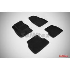 Ворсовые 3D коврики SeiNtex для Ford Focus II 2004-2011