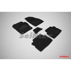 Ворсовые 3D коврики SeiNtex для Ford Kuga I 2008-2012
