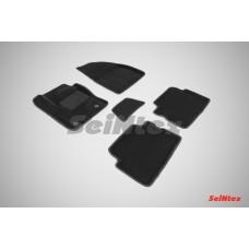 Ворсовые 3D коврики SeiNtex для Ford Kuga II 2012-2016