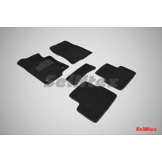 Ворсовые 3D коврики SeiNtex для Honda Accord VIII 2008-2013