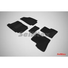 Ворсовые 3D коврики SeiNtex для Hyundai Creta 2016-н.в.