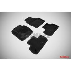 Ворсовые 3D коврики SeiNtex для Land Rover Freelander II 2006-2014