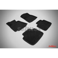 Ворсовые 3D коврики SeiNtex для Lexus GS300 2005-2012