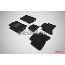 Ворсовые 3D коврики SeiNtex для Lexus GX 460 2009-2013 г.в.