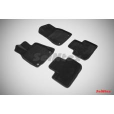 Ворсовые 3D коврики SeiNtex для Lexus IS III 2013-н.в.