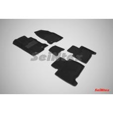 Ворсовые автомобильные 3D коврики SeiNtex для автомобиля Lexus NX 200 460 2014-н.в.