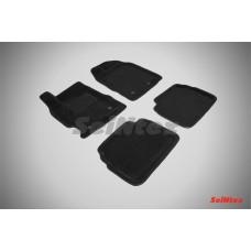 Ворсовые 3D коврики SeiNtex для Mazda 6 2008-2012
