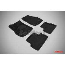 Ворсовые 3D коврики SeiNtex для Opel Astra J 2009-н.в.