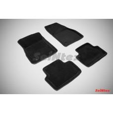 Ворсовые 3D коврики SeiNtex для Opel Insignia 2008-н.в.