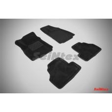 Ворсовые 3D коврики SeiNtex для Opel Mokka 2012-н.в.