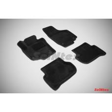 Ворсовые 3D коврики SeiNtex для Skoda Yeti 2008-н.в.