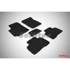 Ворсовые 3D коврики SeiNtex для Suzuki Grand Vitara III 5-dr 2005-н.в.