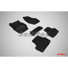 Ворсовые 3D коврики SeiNtex для Volvo XC60 2008-н.в.
