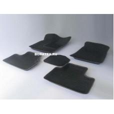 Ворсовые 3D коврики Boratex для ВАЗ 2110