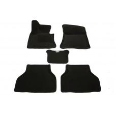 Ворсовые 3D коврики Boratex для BMW X5 II 2007 - 2013