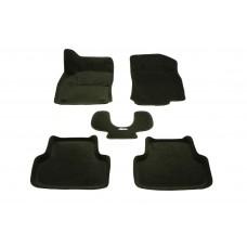 Ворсовые 3D коврики Boratex для AUDI A3 2012 - н.в.