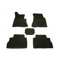 Ворсовые 3D коврики Boratex для BMW X5 III 2014 -