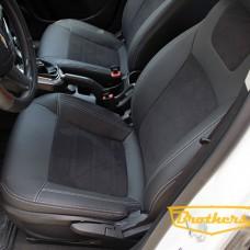Чехлы серии Alcantara на Chevrolet Cruze, 2009 - 2015