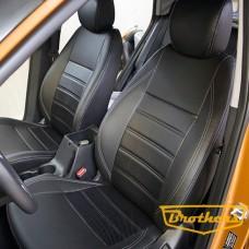 Чехлы серии Comfort на Hyundai Creta, 2016 - н.в.